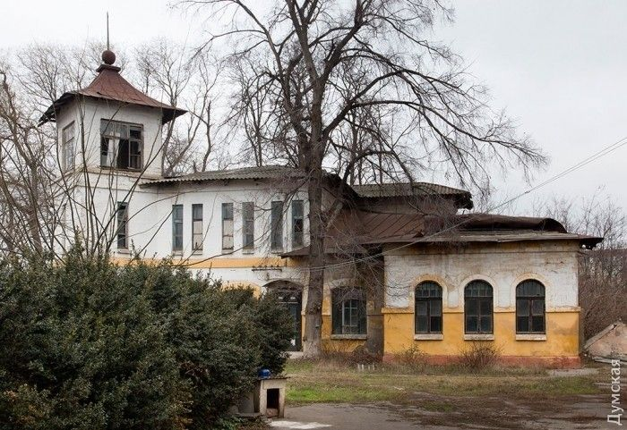 В Одесі забудовник зніс старовинний маєток