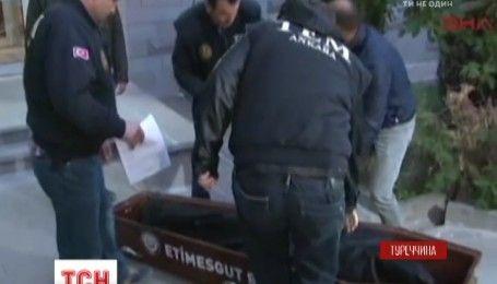 В Анкарі застрелили чоловіка, підозрюваного у намірах підірвати себе біля будівлі парламенту
