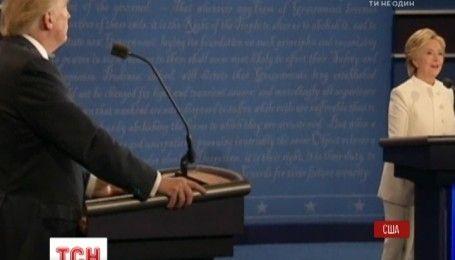 Про політику та особисте: в Лас-Вегасі відбулись останні дебати між кандидатами у президенти США
