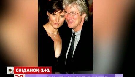 Річард Гір офіційно розлучений