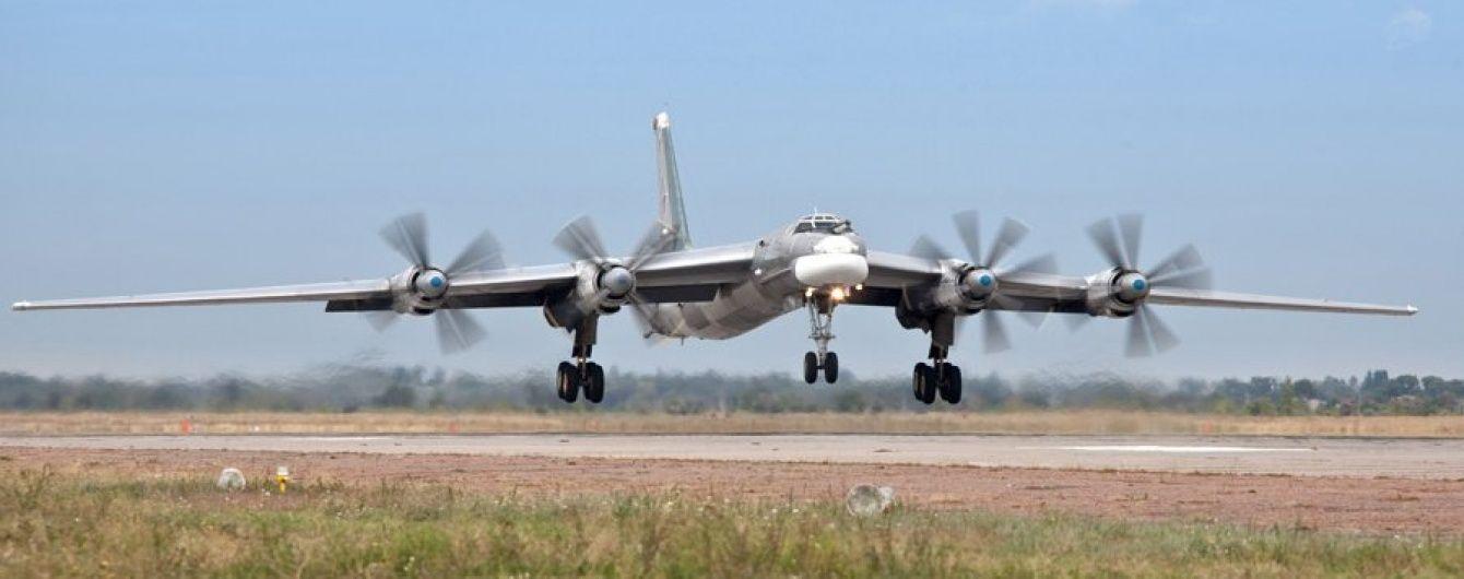 Наблюдатели ОБСЕ заметили российский бомбардировщик в небе возле Донецка