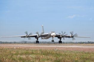 У Аляски американские истребители перехватили бомбардировщики России
