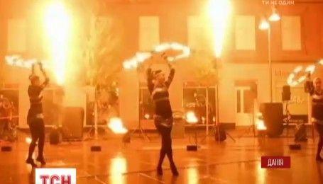 Сказочные герои, танцы и огненные шоу: Фестиваль троллей начался в Дании