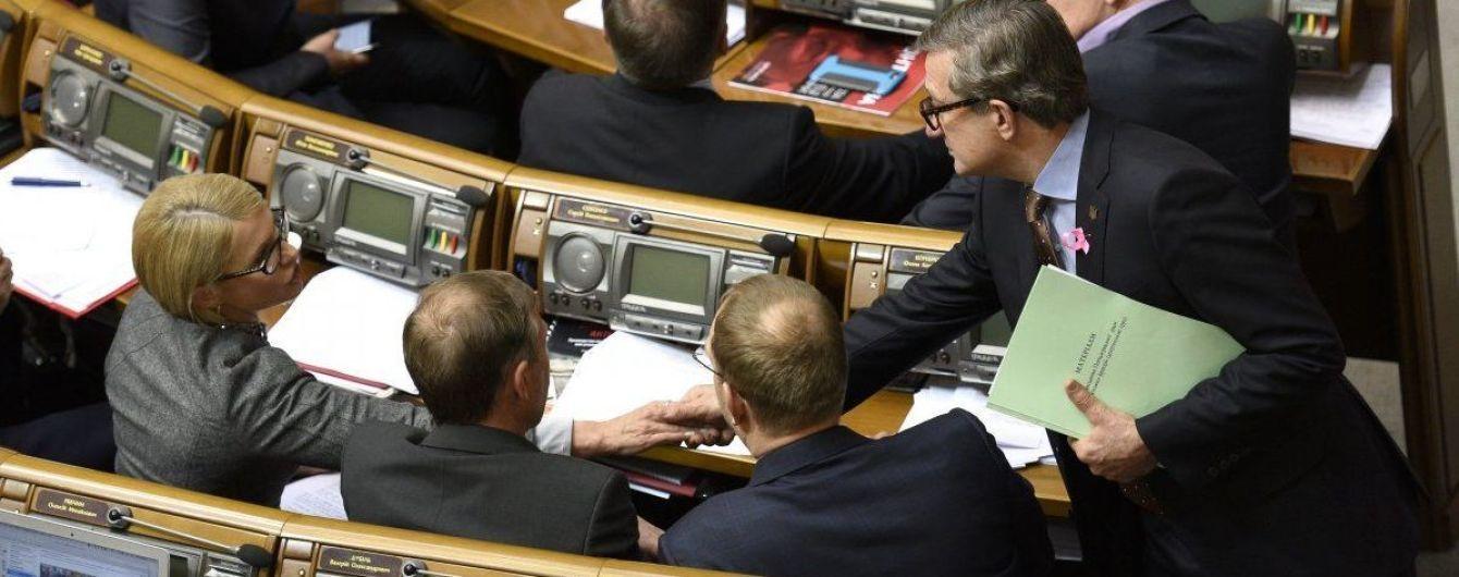Порошенко разыгрывает свою игру в техническом вопросе обновления ЦИК