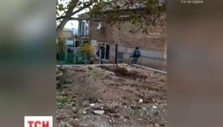 ФСБ проводить чергові обшуки у будинках татарів у Бахчисараї