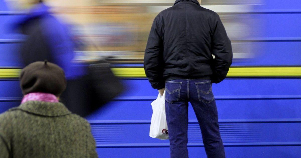 """Киян попередили про закриття входу на станцію метро """"Золоті ворота"""""""