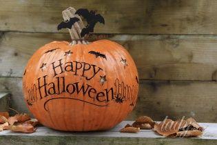 Как украсить дом для хэллоуин-пати
