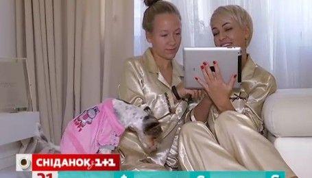 Какие пижамы популярные среди украинских