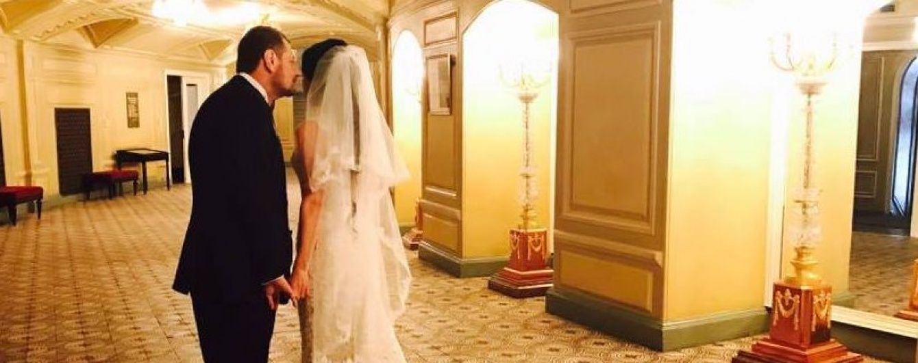 Мосийчук признался, сколько стоила его свадьба под Киевом