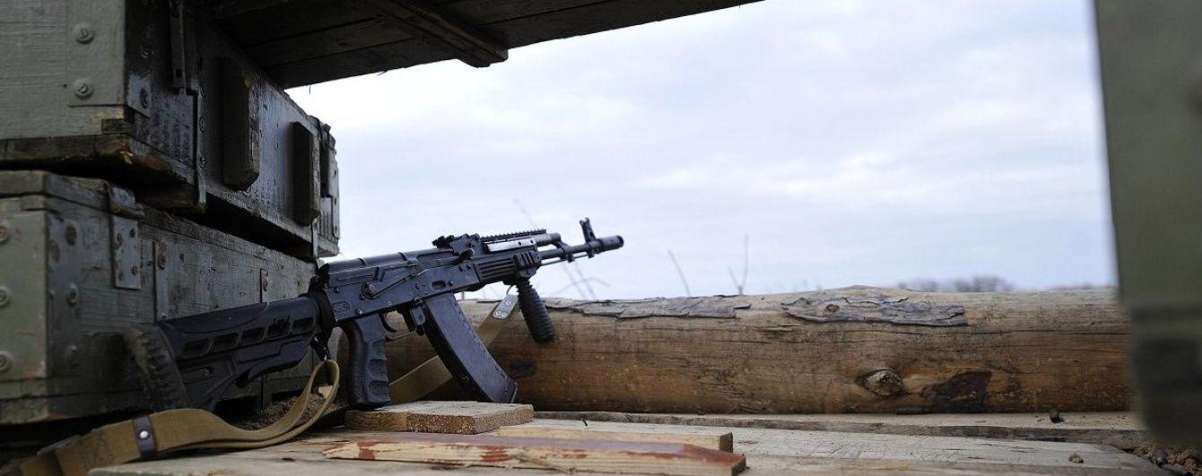 В субботу на Донбассе были ранены трое украинских бойцов