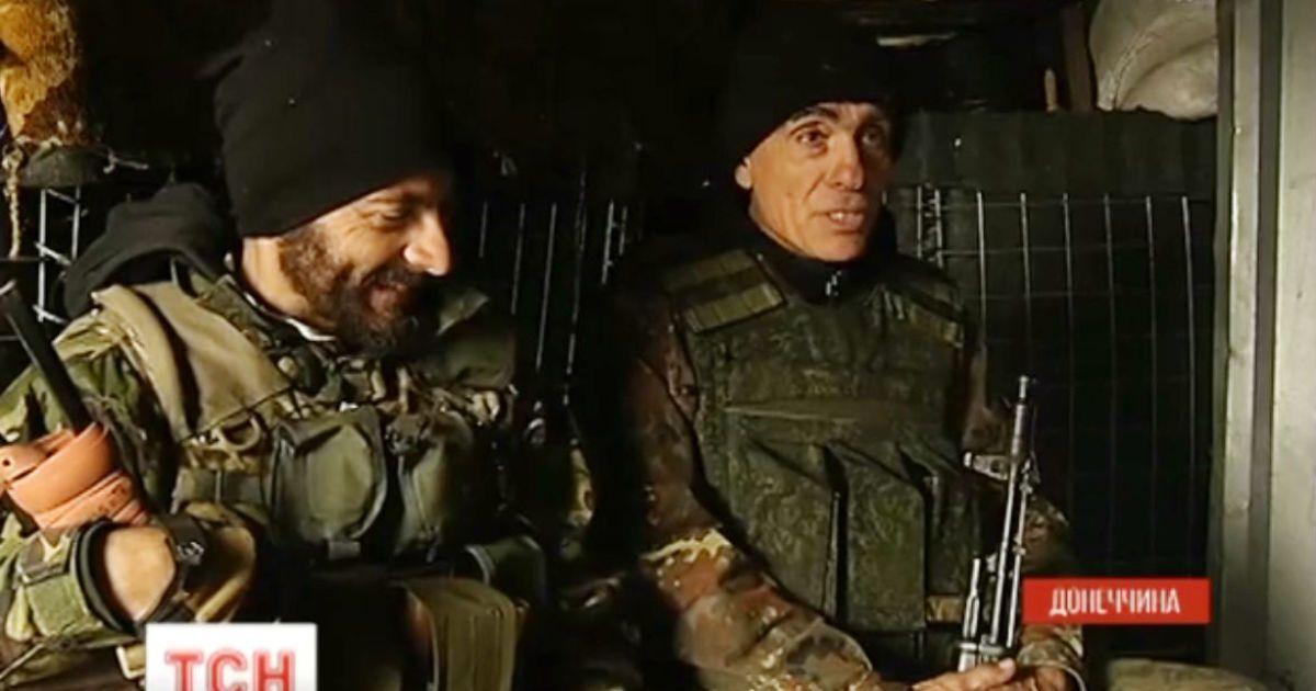 Мы не одни. Как двое итальянцев воюют на Донбассе на стороне Украины