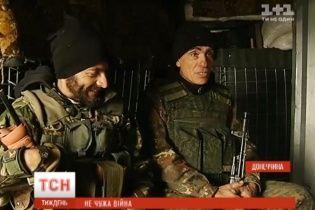 Ми не одні. Як двоє італійців воюють на Донбасі на боці України