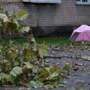 На Украину надвигается ураган