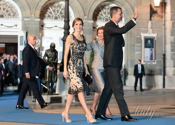 Королева Летиция и король Фелипе VI_3