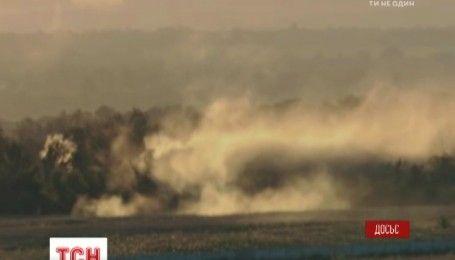 7 військових отримали тяжкі поранення у зоні АТО