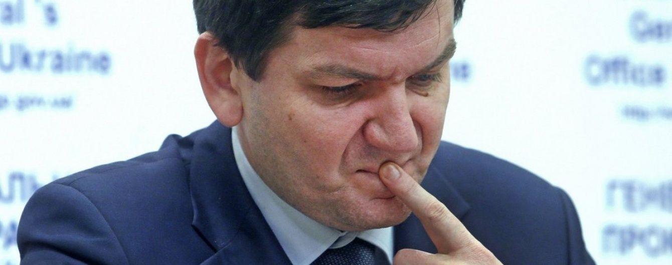 """В ГПУ пояснили причину увольнения спецпрокурора Горбатюка, который расследовал """"дело Майдана"""""""