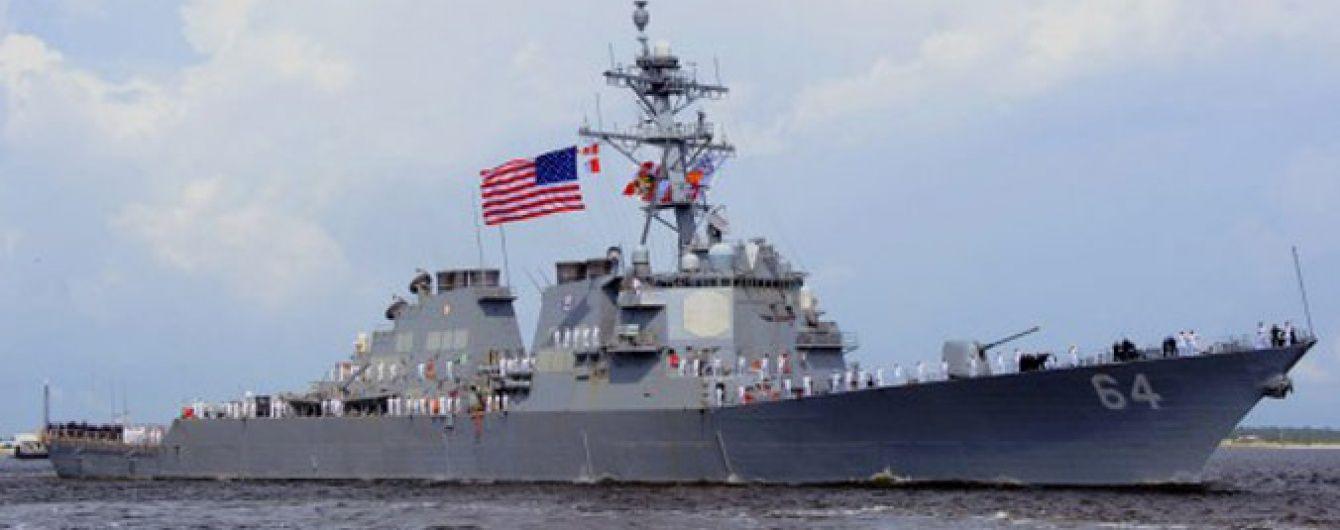 Міноносець США увійшов у Чорне море