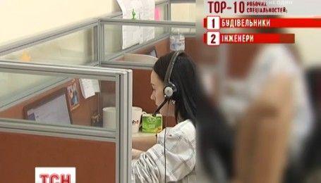 Украинский рынок труда жив: каких специалистов ищут отечественные работодатели