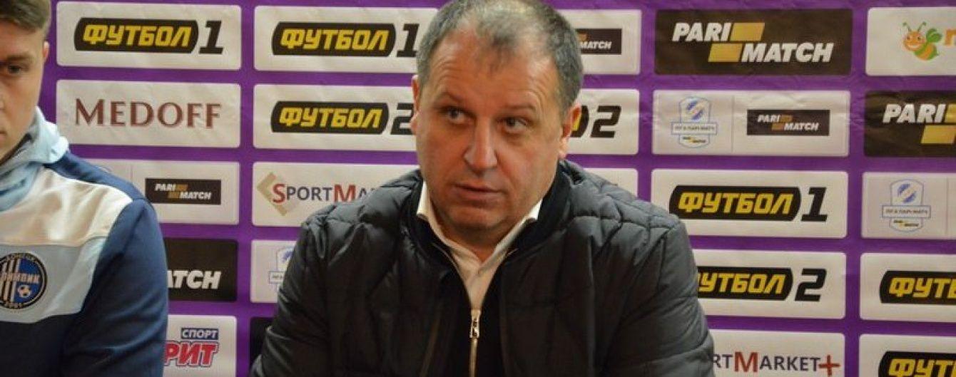 """Вернидуб вважає, що Реброву ще співатимуть дифірамби в """"Динамо"""""""