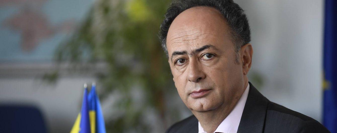 Посол ЄС в Україні заявив про безпідставний арешт журналіста Сущенка в Москві