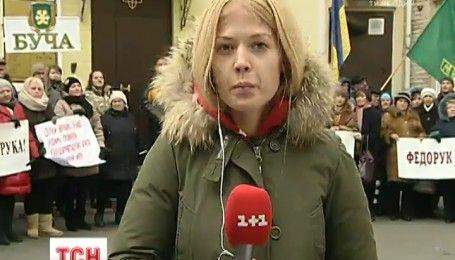 Журналісти вимагають допустити їх до засідання справи мера Бучі