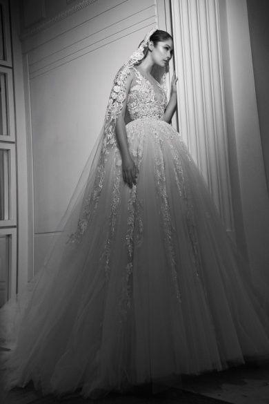 Свадебная коллекция Zuhair Murad_7