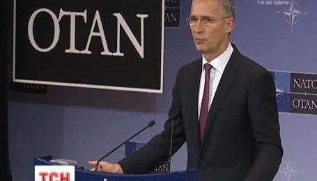 НАТО готується відбивати потенційні атаки Москви на Балтійські країни