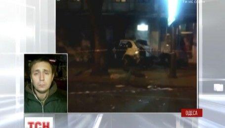 Внаслідок моторошної аварії в середмісті Одеси загинуло двоє людей
