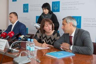 В НАПК никто не будет писать заявление об отставке – Рябошапка