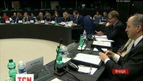 Европарламент определился с именем лауреата премии Сахарова за свободу мысли