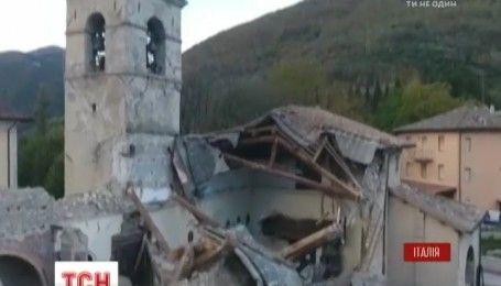 Италия оправляется от нового землетрясения: многие украинцы находились в зоне бедствия