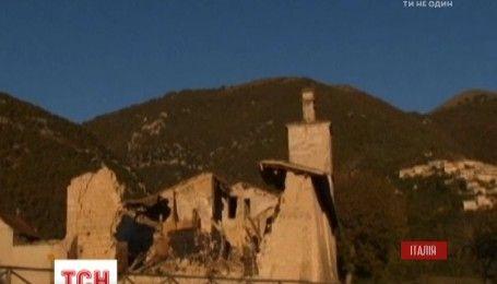 Три тысячи человек покинули свои дома из-за землетрясения в Италии
