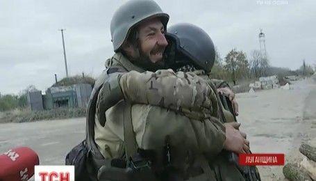 Влюбленные украинцы парами на передовой воюют против врага