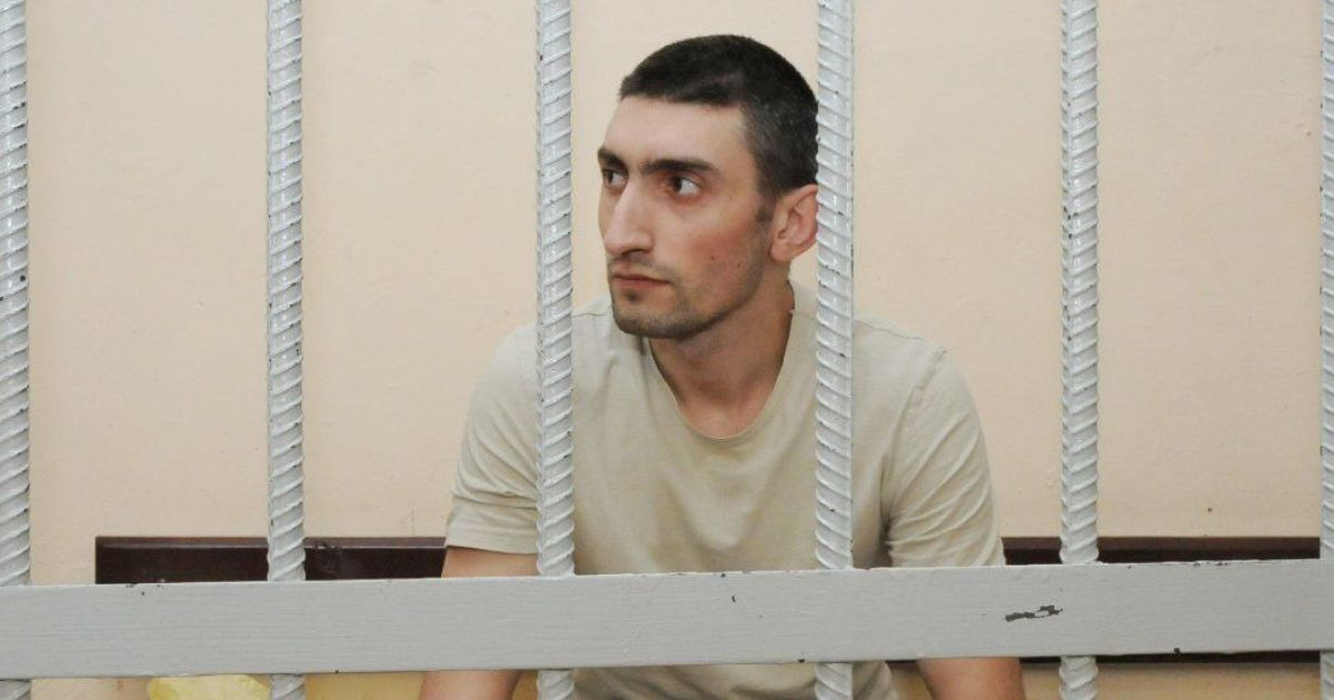 """Дали команду: антимайдановца """"Топаза"""" приговорили к восьми годам заключения"""