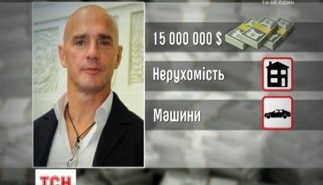 Украинцы продолжают узнавать о доходах украинских чиновников
