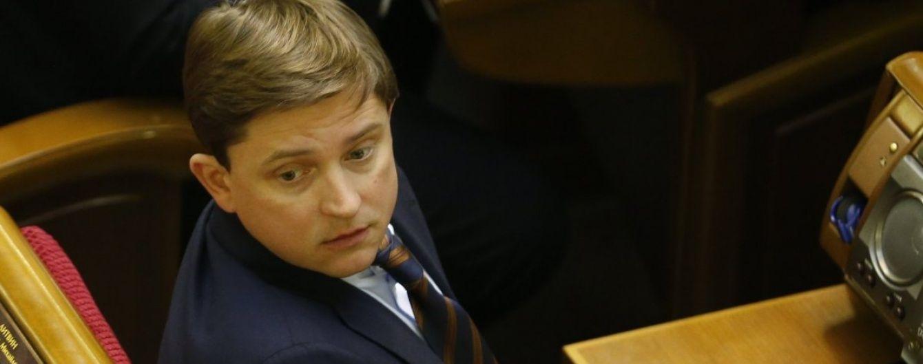 """Довгий не з'явився на допит у справі """"плівок Онищенка"""" - НАБУ"""