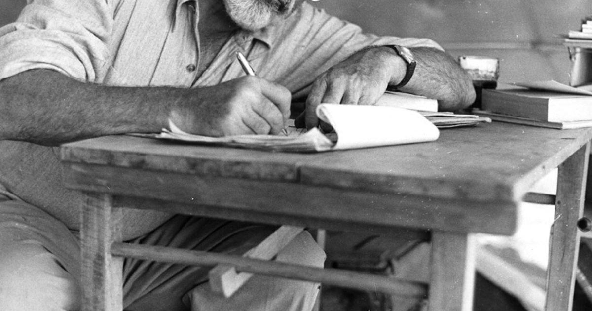 Впервые за времена независимости в Украине издадут произведения Хемингуэя