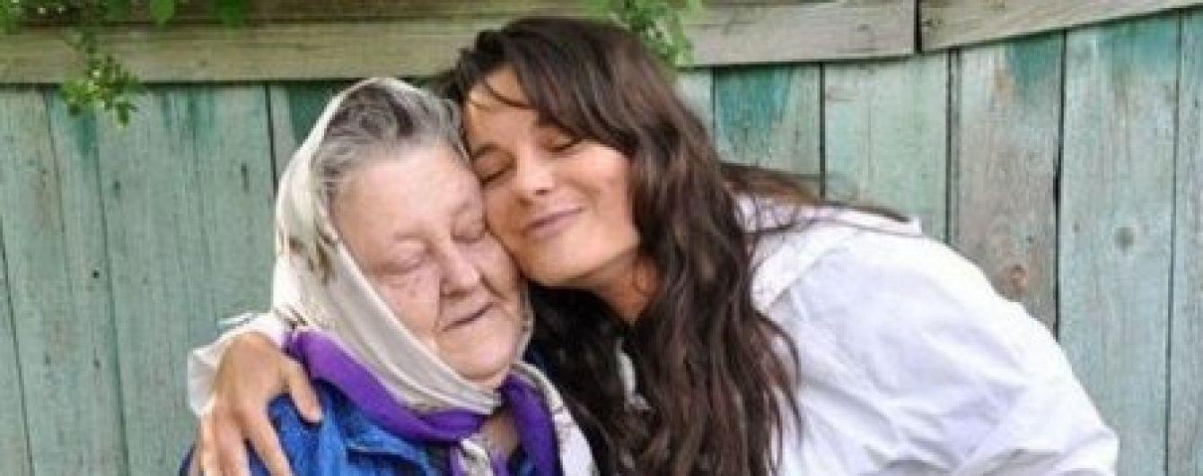94-річна бабуся Наталії Корольової залишає Україну через онуку