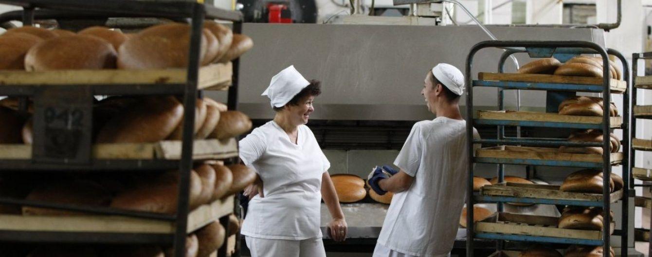В Україні подорожчають хліб, молоко, м'ясо та овочі