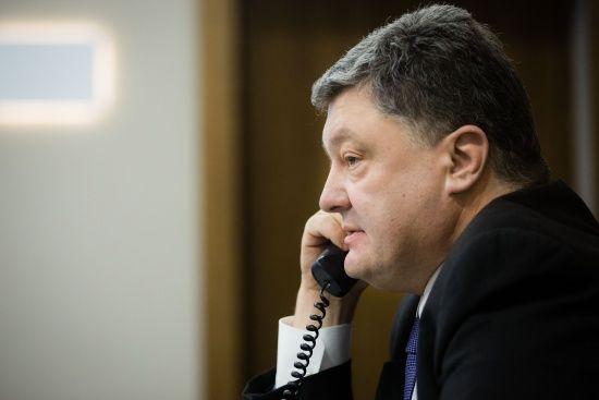 Порошенко обговорив з прем'єром Молдови розвиток співпраці у прикордонній зоні