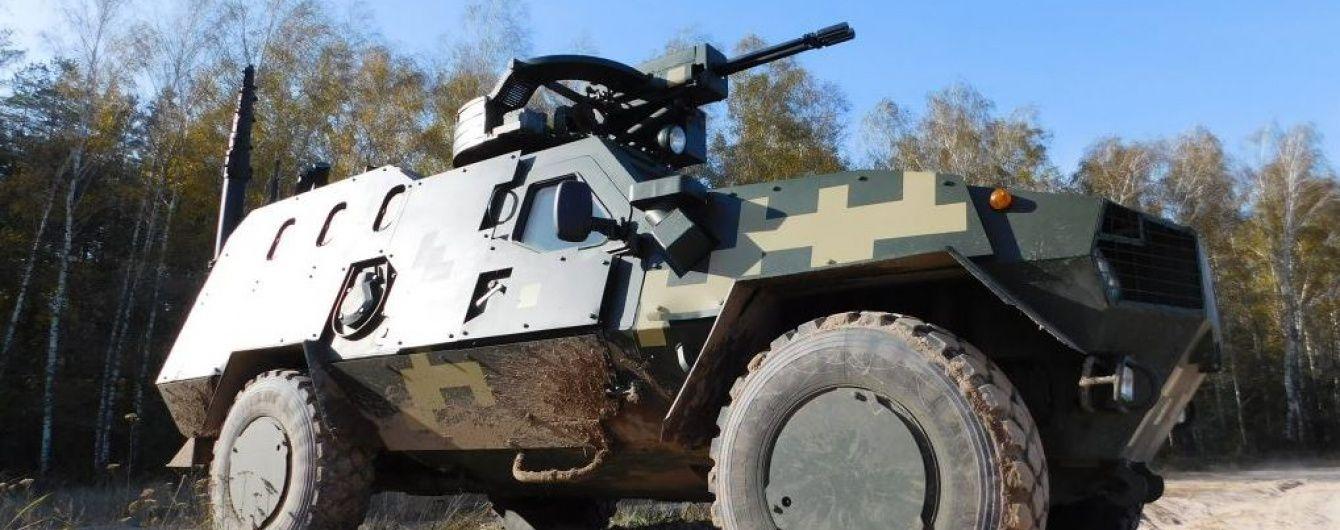 """В """"Укроборонпроме"""" рассказали, сколько оружия и техники передали украинской армии в 2016 году"""