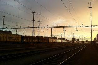 На Киевщине зацеперы задержали движение поездов