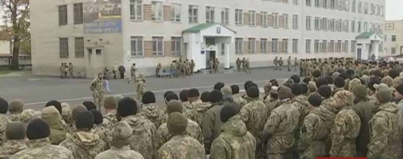 """Батальон """"Феникс"""" 79-й бригады вернулся в Николаев без потерь"""