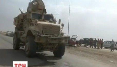 Силы спецназначения Ирака готовятся вступить в бой с боевиками за город Мосул