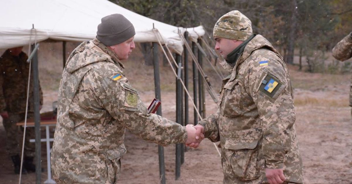 @ Facebook/Генеральний штаб ЗСУ / General Staff of the Armed Forces of Ukraine