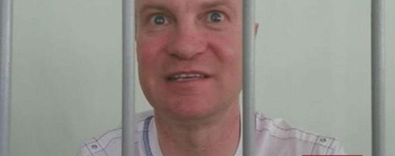 Сепаратиста-втікача Єгора Логвінова заґратували на 2 місяці