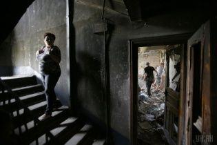 В Красногоровке под обстрел боевиков попали местные жители