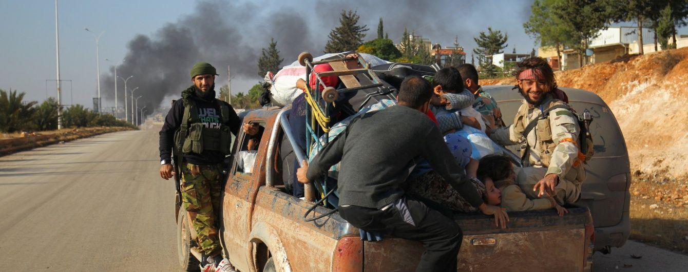 Сирійська армія повернула під свій контроль район на заході Алеппо