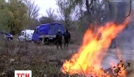 На Полтавщині правоохоронці спалили наркотиків на 2 мільйони гривень