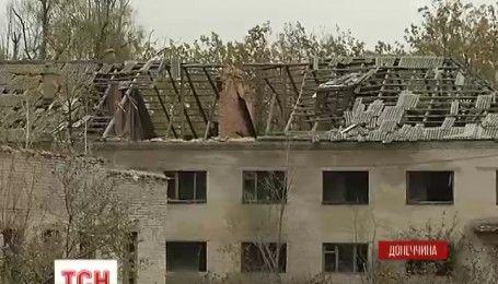 Ситуация в АТО: боевики обстреляли школу и жилые кварталы